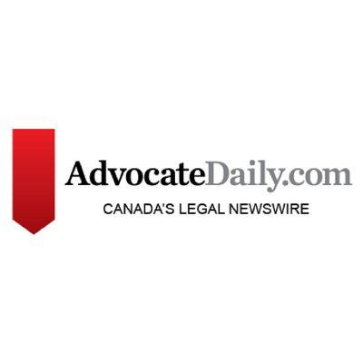 Ottawa Lawyer Timothy Sullivan article